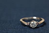 Engagement ring Stock photo [1422809] Engagement