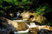 Early summer of Yae waterfall Stock photo [1422883] Yae