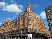 London Harrods Stock photo [1423446] United