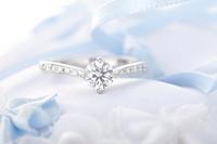 Engagement ring, diamond Stock photo [1423709] Engagement