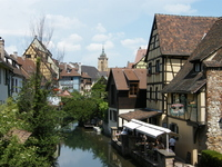 Landscape of Alsace Colmar Stock photo [1424059] France
