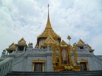 Bangkok, Thailand Wat Traimit Stock photo [1427302] Thailand
