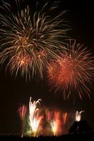 Fireworks Stock photo [1427300] Arakawa