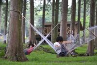 Makaino ranch hammock Stock photo [1428531] Kids