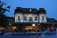 Moji port station Stock photo [1429910] Fukuoka