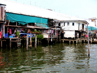Bangkok Water house Stock photo [1430383] Water