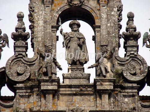 サンティアゴ・デ・コンポステーラ大聖堂の画像 p1_20