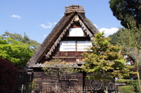 Gero Onsen Gassho Village of Spring Stock photo [1520166] A-frame