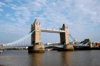 London's Tower Bridge Stock photo [1521335] London