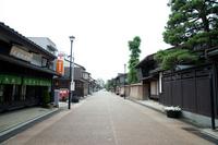 Post town of Higashiiwase Stock photo [1520981] Toyama