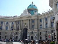 Austria new Royal Palace Stock photo [1523710] Austria