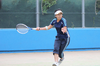 Tennis player Stock photo [1525213] Sport
