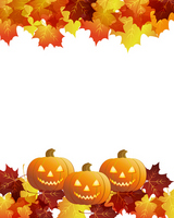 Halloween background [1526898] Halloween