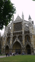 Church Westminster Abbey of the United Kingdom country church Stock photo [1527715] Westminster