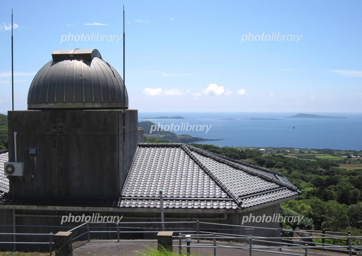 五島市のプラネタリウム 写真素材 [ 1631841 ] , フォトライブ