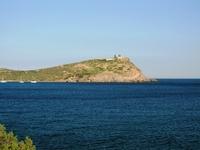 Sounion there is a Temple of Poseidon Stock photo [1623043] Sounion
