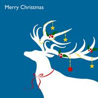 Reindeer and Christmas [1623372] Reindeer