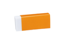 Eraser of Orange Case Stock photo [1627078] Eraser