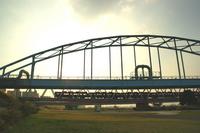 Landscape of Yodogawa Stock photo [1629488] Railway