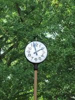 Eco Clock Stock photo [1630268] Eco