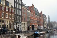 Cityscape of Amsterdam Stock photo [1633120] Netherlands