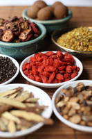 Chinese herbal medicine image Stock photo [1635283] Chinese