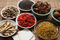 Chinese herbal medicine image Stock photo [1635300] Chinese