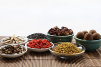 Chinese herbal medicine image Stock photo [1635334] Chinese