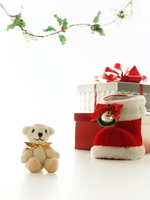 Christmas Teddy Stock photo [1637618] Giveaway