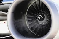 Boeing 737-800 No.1 engine Stock photo [1638527] Boeing