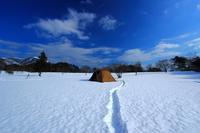 Yuki-chu Camp Stock photo [1728499] Hiruzen