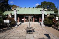 Hyogo Tsu Wada shrine Stock photo [1735836] Wada