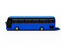 Bus Blue [1737356] Lotus