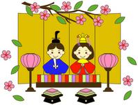 Hinamatsuri illustrations of An