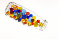 Marbles Stock photo [1800830] PIN