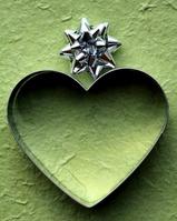 Ribbon and Heart Stock photo [1802475] Hart