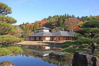 Japanese garden-Midori-rakusono Stock photo [1806894] Midori-rakusono