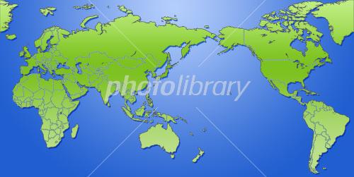 Map of the world イラスト素材