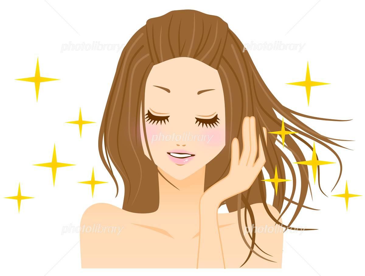 Hair Care image イラスト素材