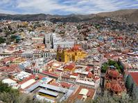 Streets of Guanajuato Stock photo [1909899] Guanajuato