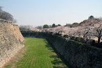 Osaka Castle Karahori Stock photo [1914778] Osaka