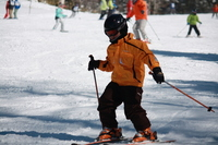Children to enjoy the skiing Stock photo [1917393] Kids