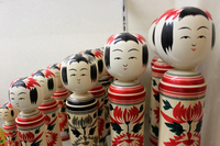 Naruko Kokeshi Stock photo [2019289] Kokeshi