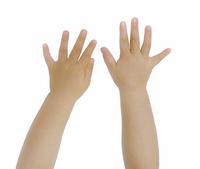 The hands of children Stock photo [2025780] Hand