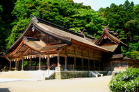 Miho shrine hall of worship Stock photo [2026706] Miho