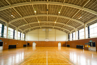 Gymnasium Stock photo [2027179] Gymnasium