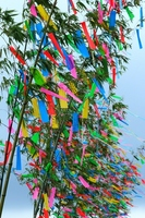 Tanabata decorations Stock photo [2030202] July