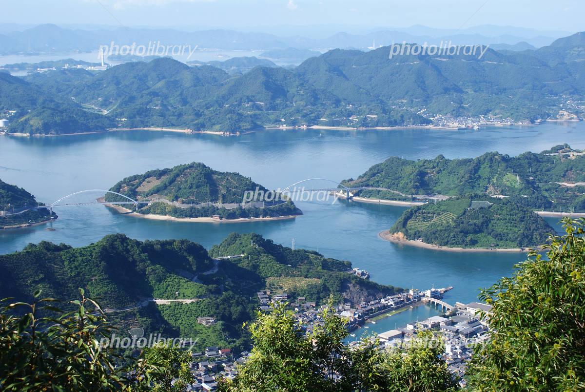 The view from the Osakishimojima Photo