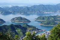 The view from the Osakishimojima Stock photo [2127412] In