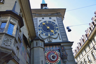 World Heritage Bern Clock Tower Stock photo [2127749] Switzerland